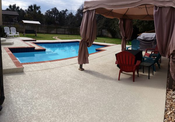 Change the Look of Your Pool Deck with Concrete Resurfacing